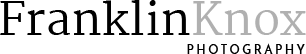 Franklin Knox Photographer Logo